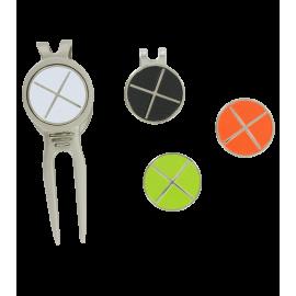 Divot Tool & Ball Marker Set