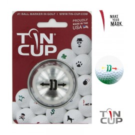 Tin Cup - Alpha Players - D