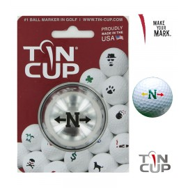 Tin Cup - Alpha Players - N