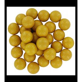 Low Bounce Golf Balls (Yellow)