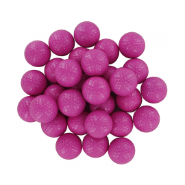 Low Bounce Golf Balls (Pink)