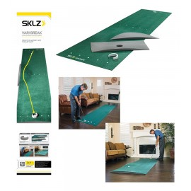 Vari-Break Putting Mat