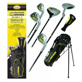 ages 4-5 (up to 112cms tall) Junior WEB Boxed Golf SET