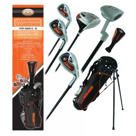Ages 6-8 (112-132cms tall) Junior WEB Boxed Golf SET