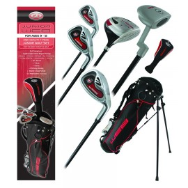 Ages 9-12 (132-152cms tall) Junior WEB Boxed Golf SET