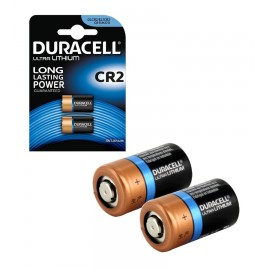 Duracell Lithium CR2 Batteries - 2 pack