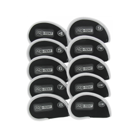 10 Piece Iron Headcover Set