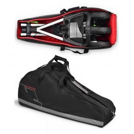 3 Wheeled Cart Bag