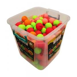Volvik VIVID - 240 Balls - FREE Bin