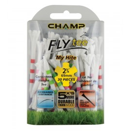 Fly Tee - MyHite - 69mm - Mixed Colours