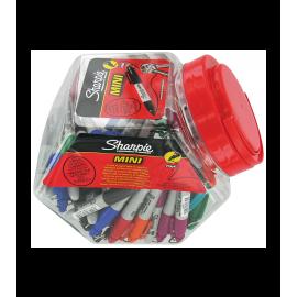 Tub of 'Sharpie' Mini Markers