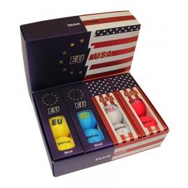Volvik VIVID Golf Balls - Europe/USA