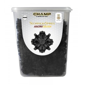 Champ Scorpion Cleats - Bowl of 400