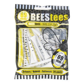 BEEStees - 69mm - Pack of 20