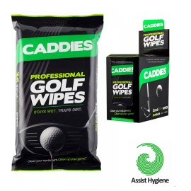 Caddies Wipes - Retail Display of 6 packs