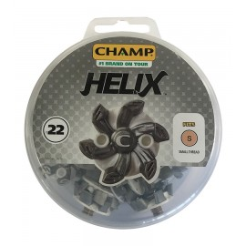 Champ Helix Cleat Pack - Slim-Lok System