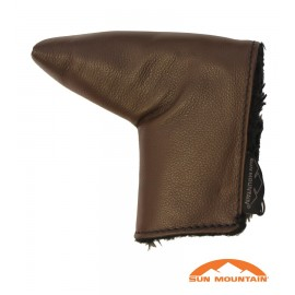 Sun Mountain Leather Putter Cover