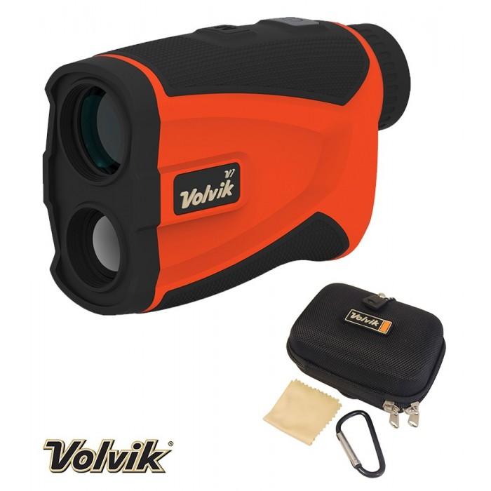 Volvik Golf Range Finder - Orange