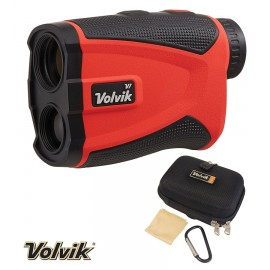 Volvik Golf Range Finder - Red