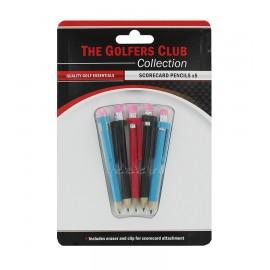 Deluxe Pencils x5