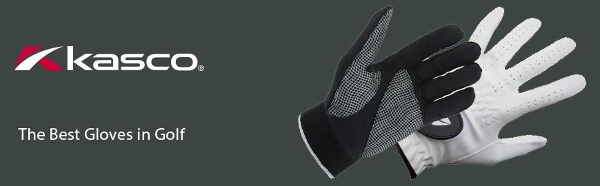 Kasco Gloves / Balls